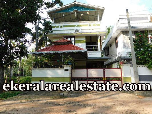 individual house for sale at Kurumi Santhivila Vellayani Trivandrum Vellayani real estate kerala
