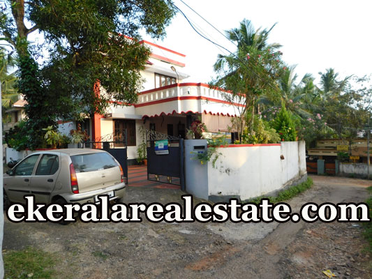 3 bhk used house for sale at Manikanteswaram Peroorkada Trivandrum real estate kerala
