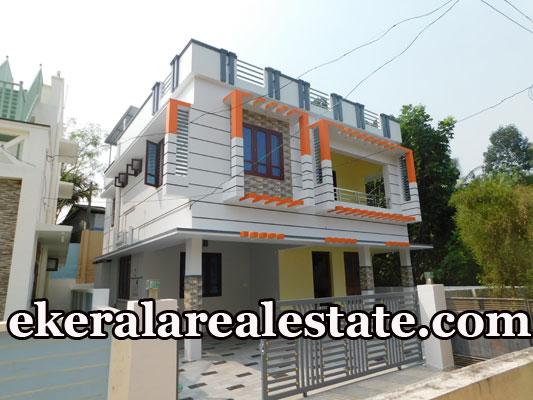 ready to occupy villas for sale at Thirumala Thiruvananthapuram Thirumala real estate properties sale