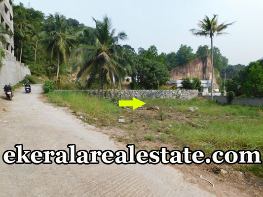 lorry access house plot for sale at Thrippadapuram Technopark Kazhakuttom trivandrum real estate kerala