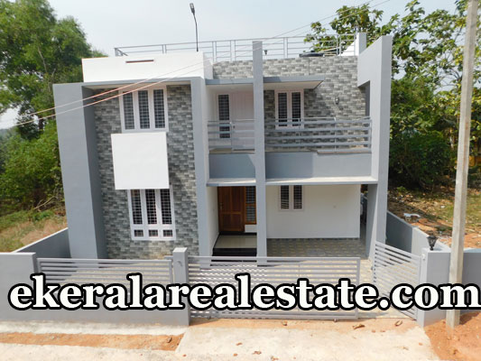 1700 sq.ft new house for sale at Yamuna Nagar Mukkola Near Vazhayila Peroorkada Trivandrum Mukkola real estate properties sale