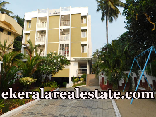 77 lakhs fully furnished flat for sale at Kannammoola Pettah Trivandrum Pettah real estate kerala