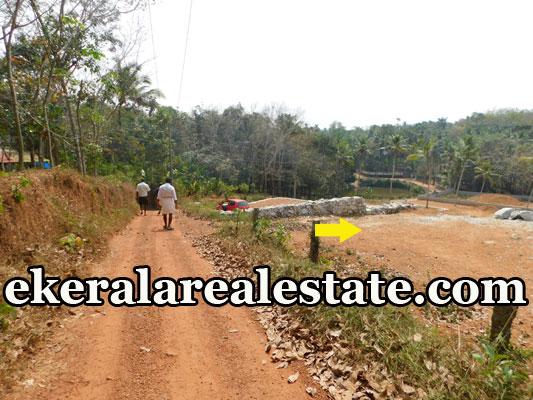 house plot for sale at Attingal Trivandrum Attingal real estate kerala