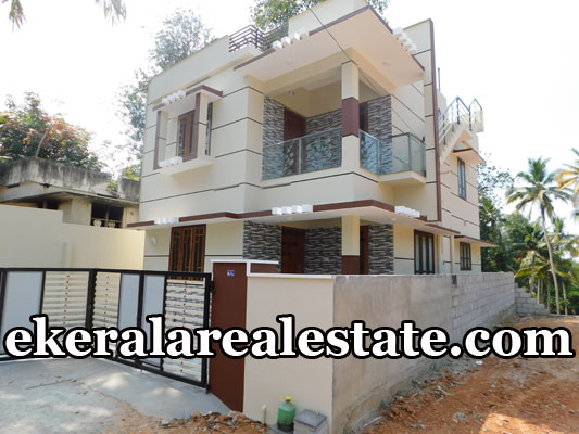 ready to occupy house for sale at Perukavu Thirumala Trivandrum Thirumala real estate properties  houses villas sale