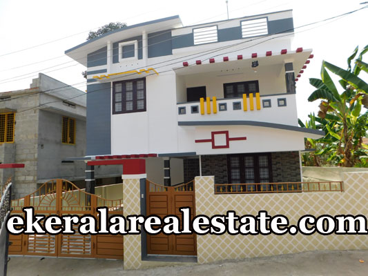 75 lakhs new house for sale at Manikanteswaram Nettayam Trivandrum Nettayam real estate properties sale