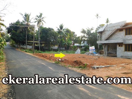 residential land for sale at Thirumala Trivandrum Thirumala real estate properties sale
