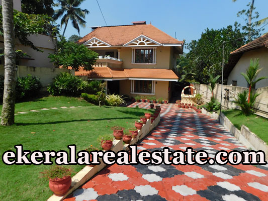 land and 4 bhk house for sale at Nettayam Vattiyoorkavu Trivandrum Vattiyoorkavu real estate properties sale
