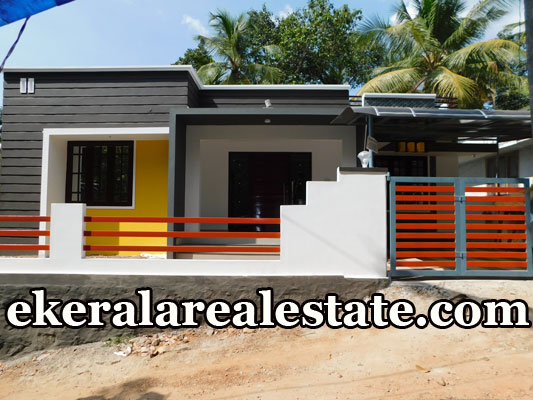 36 Lakhs 5 Cents 1000 Sqft house Sale at Mancha Nedumangad Trivandrum real estate properties sale
