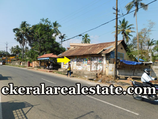 15 lakhs per Cent house plot for sale at Peyad Junction Trivandrum Peyad real estate kerala