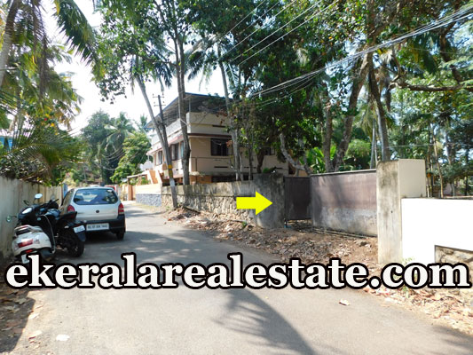 12 Cent plot for sale at Near Loyola School Sreekariyam Trivandrum Sreekariyam real estate properties sale