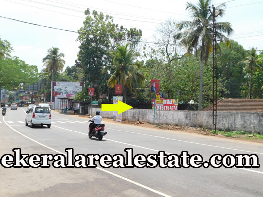 70 Cent house plot for sale at Pandalam Junction Pathanamthitta real estate properties sale