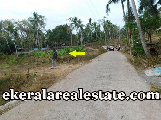house plot for sale at KS Road Vellar Kovalam Trivandrum real estate properties sale