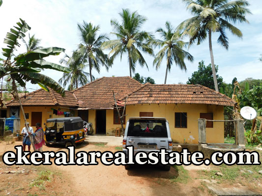 Land and Old Tiled House For Sale at Kunnapuzha Thirumala Trivandrum real estate prop erties sale