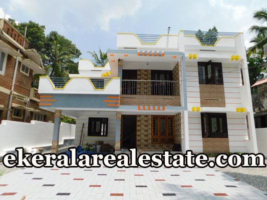 new double storied house for sale at Vattiyoorkavu Trivandrum real estate properties sale
