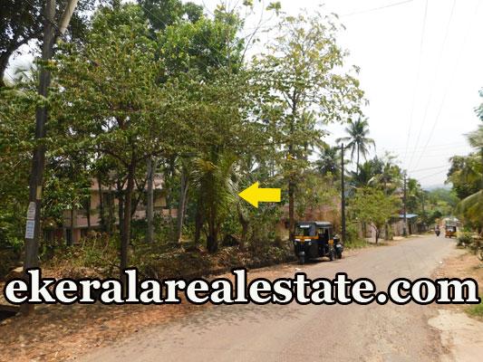 land plot for sale at Enikkara Peroorkada Trivandrum real estate properties sale