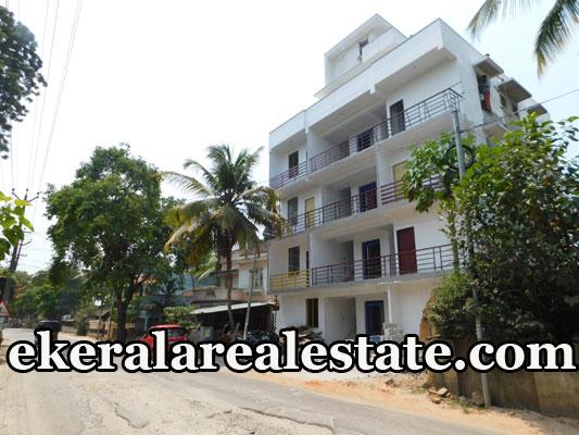 New Apartment Flat Sale at Vazhayila Peroorkada Trivandrum Peroorkada  real estate properties sale