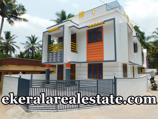 new house for sale at Vazhottukonam Vattiyoorkavu Trivandrum Vattiyoorkavu real estate properties sale