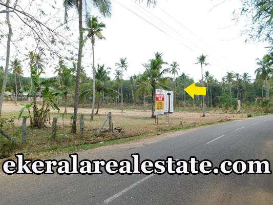 3.5 laksh per Cent house plot for sale at Kadampattukonam Parippally Trivandrum Parippally real estate properties sale