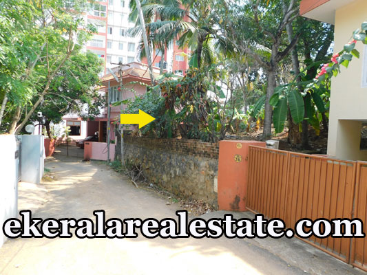 18 lakhs per Cent house plot for sale at Kuravankonam Kowdiar Trivandrum Kowdiar real estate properties sale