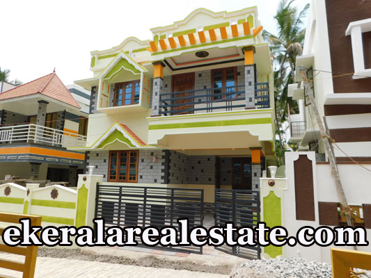 1750 sq.ft new house for sale at Thachottukavu Trivandrum Thachottukavu real estate properties sale