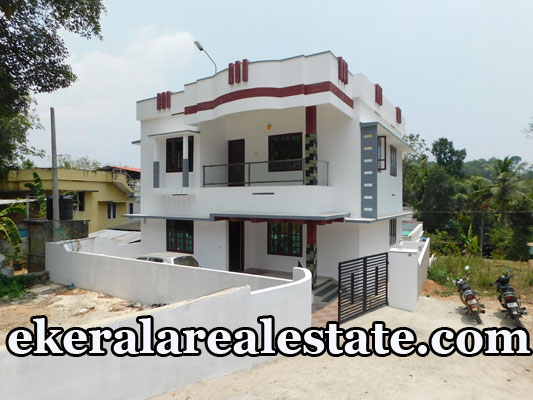4 Cent land and 1700 sq.ft house for sale at Perukavu Thirumala Trivandrum real estate kerala
