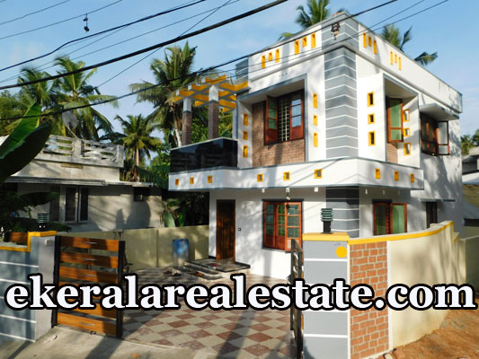 2100 sq.ft house for sale at Ayodhya Nagar Manikanteswaram Peroorkada Trivandrum