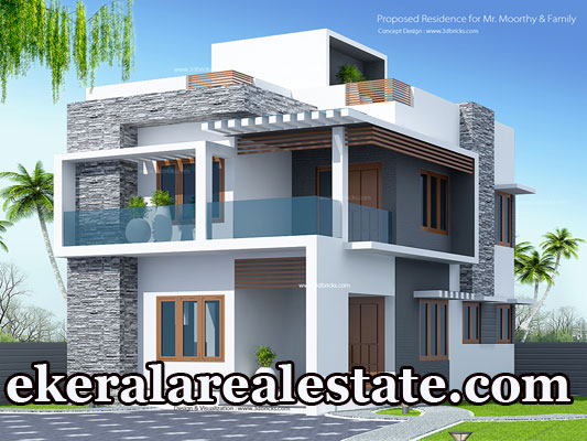 55 lakhs house for sale at Nemom Vellayani Studio Road Trivandrum real estate kerala