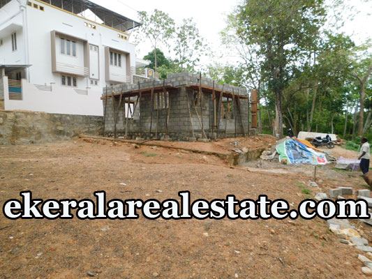 residential house plot for sale at Thirumala Kundamankadavu Trivandrum real estate
