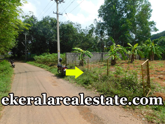 2.55 lakhs per Cent land plot for sale at Thachottukavu Abhayagramam Trivandrum