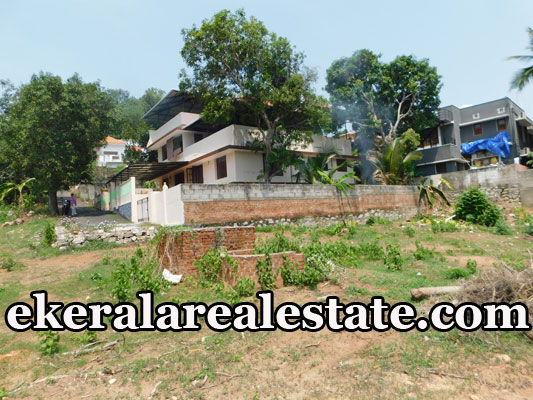 tar road frontage house plot for sale at Thirumala Vettamukku Road Trivandrum
