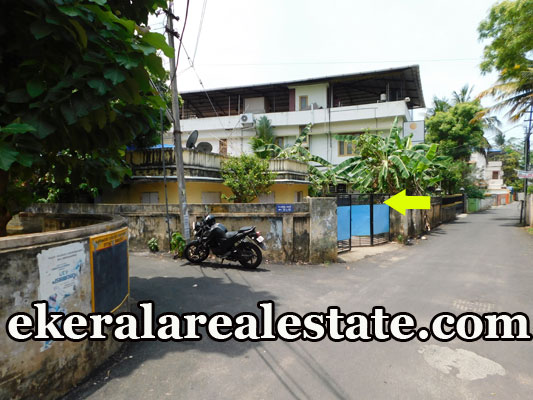 10 Cent residential house plot for sale at Bakery Junction Trivandrum real estate kerala