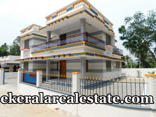 68 lakhs house for sale at Thachottukavu Peyad Trivandrum real estate