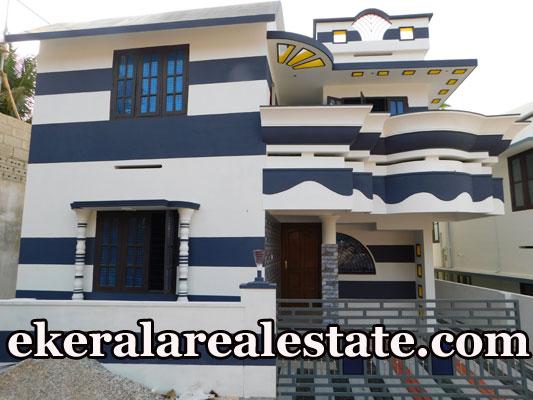 40 lakhs 1500 sq.ft house for sale at Moonnamoodu Vattiyoorkavu trivandrum real estate