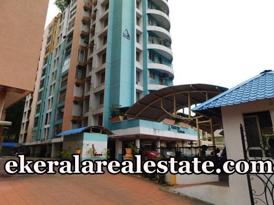 970 sq.ft flat for sale at Thampuranmukku Kunnukuzhy trivandrum real estate kerala