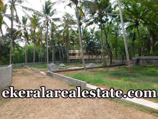 residential land for sale at Sreekaryam Powdikonam Trivandrum real estate