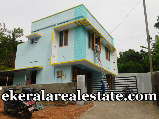 Independent house 1100 sqft sale at Enikkara Karakulam