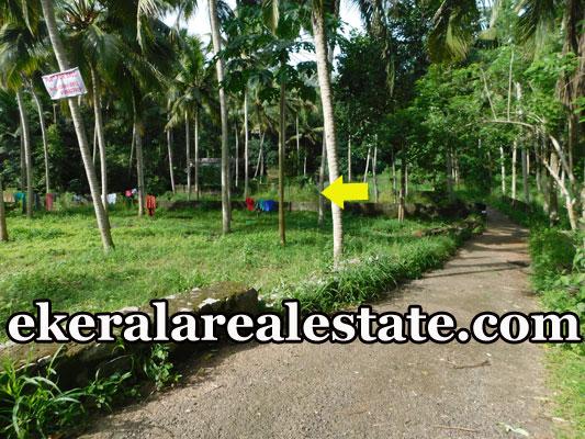 Kazhakuttom Trivandrum residential land plot for sale