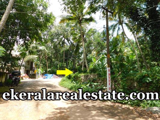5 cents residential house plot sale at Vellaikadavu Vattiyoorkavu