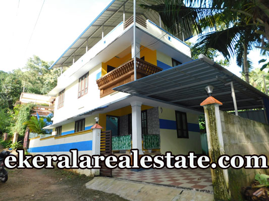 3 bhk house sale in Thachottukavu with price