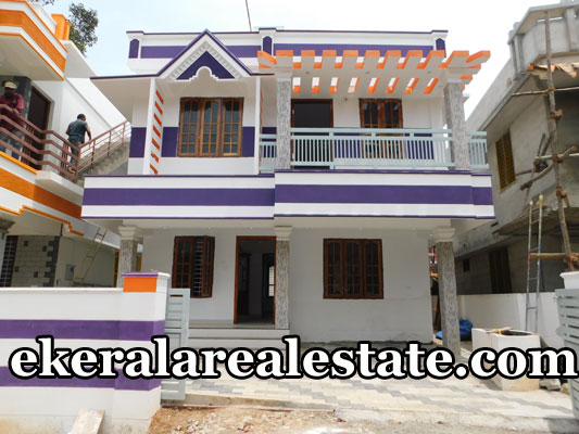 Thachottukavu low budget new house for sale