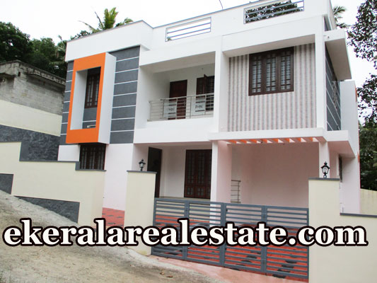 1900 sq ft new house for sale in Nettayam Trivandrum