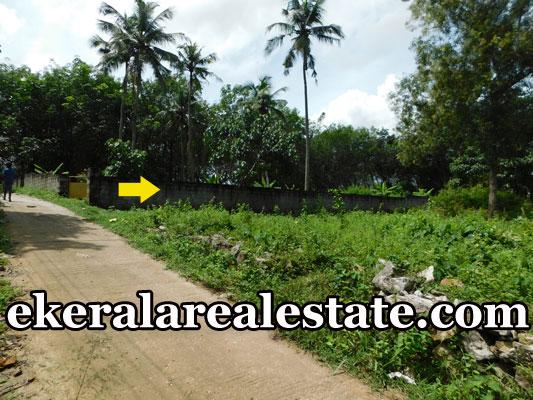 Azhikode Trivandrum 20 cents lorry plot for sale