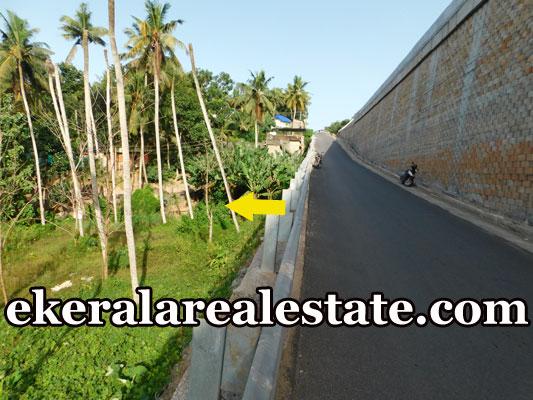 Vizhinjam Road frontage land for sale in Trivandrum