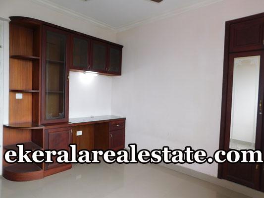 3 bhk Furnished flat sale at  Poojappura Trivandrum