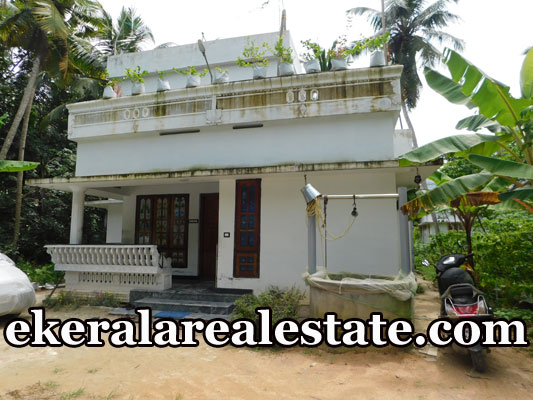 Thonnakkal 65 lakhs 4 bhk house for sale