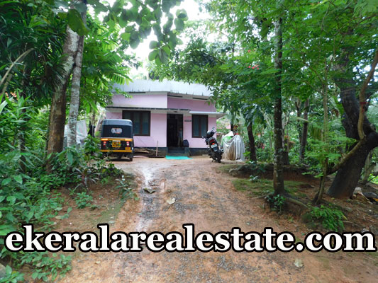 Kilimanoor 35 cents land and house for sale