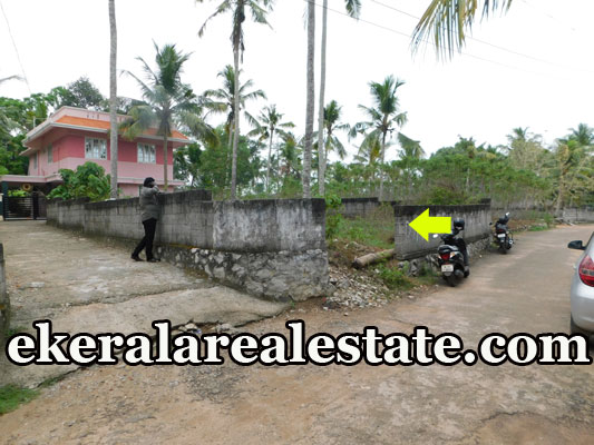 6 cents Lorry plot for sale in Chanthavila Trivandrum