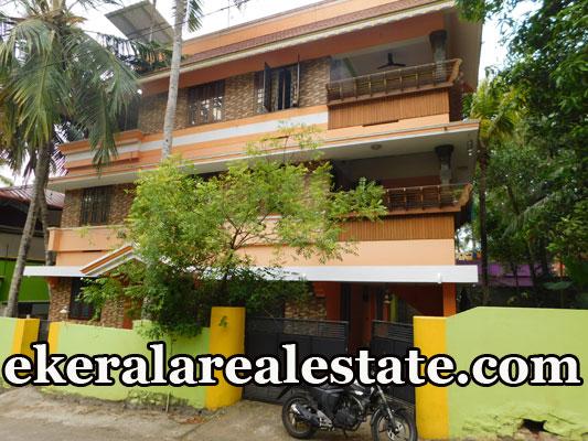 Karakkamandapam 3750 sq ft 3 storied house for sale