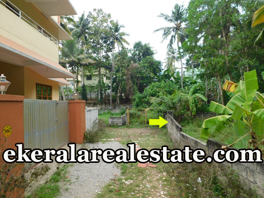 Mannanthala Residential plot 4 cents for sale