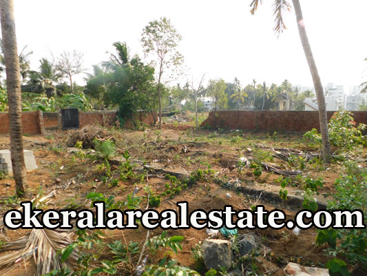 kazhakuttom   5 cents Residential land for sale